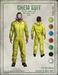 [DustyHut] Chem Suit - (Classic Body)