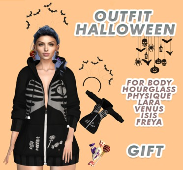 GIFT!! OUTFIT HALLOWEEN