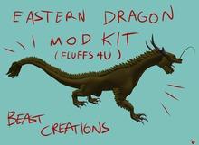 :Beast Creations: - european dragon eastern mega mod kit