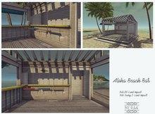 [Merak] - Aloha Beach Bar
