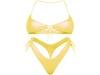 EVIE - Beach Affair - Bikini - Yellow