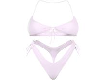 EVIE - Beach Affair - Bikini - White
