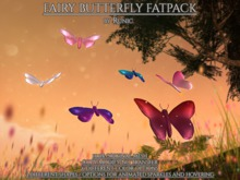 .: Runic :. Fairy Butterfly Fatpack