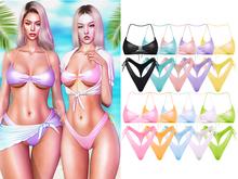 EVIE - Beach Affair - Bikini - Fatpack