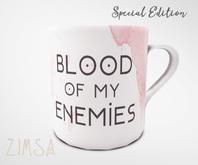 ZIMSA // Breakfast Coffee Cups (Special Edition)