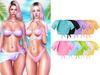 EVIE - Beach Affair - Top - Fatpack