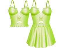 EVIE - Flashback Dress&Top - Ufo