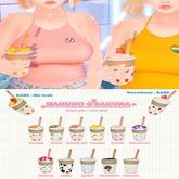Haruno*Sakura=Ice yogurt Cherry [Wear]