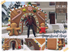 Inflatable Gingerbread House ♥ CHEZ MOI