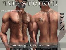 TOP STRIKER /  DAN TATTOO