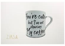 ZIMSA // Breakfast Coffee Cups -Sharing-