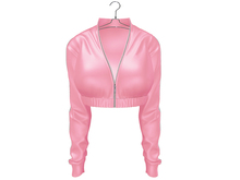 EVIE - Chill Vibes Jacket - Pink