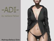 -ADI-Mia Shirt black Maitreya Belleza Slink