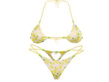 EVIE - Summer Time - Bikini - Lemon