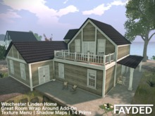 FAYDED - Winchester LH Great Room Wrap Around