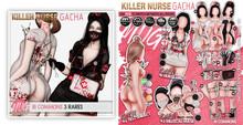Mug - Killer Nurse - #8 Hospital Gown Pink