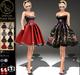 Market s2 arisarisb w coal40 cadillac pinup dress vendor copia