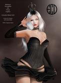 ED. Black Swan Dress