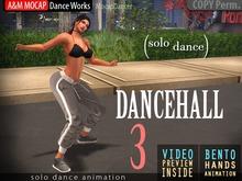 A&M: DanceHall-3 - dance animation (Bento) :: #TAGS - reggaeton, reggae, twerk, shake