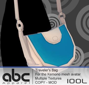 .::ABC::. Traveler's Bag - For Kemono avatar