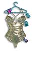 [Stargazer Creations] Asany Body Suit - Glitter Girl SE