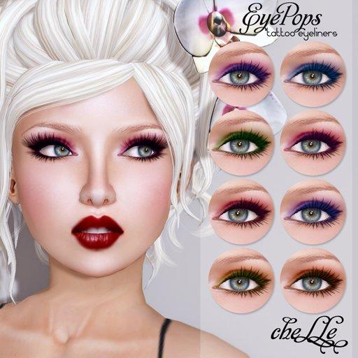 cheLLe (eyeliners) EyePops