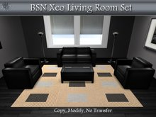 BSN Xeo Livingroom Set Boxed