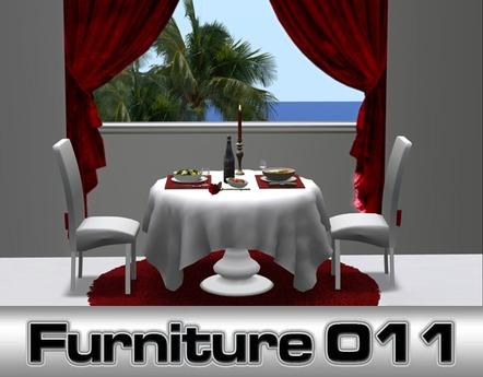 Romantic Table Bristol