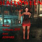 MiNat Halloween 2019 dress ALTAMURA