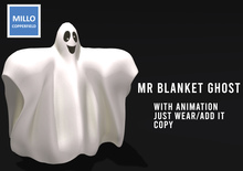 Millo Copperfield - Mr Blanket Ghost with animation