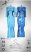 [sYs] TARANTULA dress (body mesh) - ocean & sky HUD