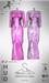 [sYs] TARANTULA dress (body mesh) - pink & rose HUD
