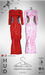 [sYs] TARANTULA dress (body mesh) - red & blush HUD