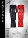 [sYs] TARANTULA dress (body mesh) - FATPACK HUD