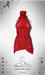 [sYs] SAMHAIN dress (fitted & body mesh) - red
