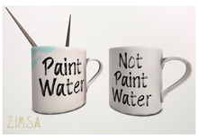 ZIMSA // Artists Coffee Cups