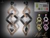 .Sintiklia - Earrings Rhombs
