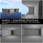 HelaMiyo :: Skybox Minimal Design 002 v2 7 Li