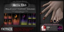 DP - Koffin Nails - FatPack - Malificent Harvest Grunge (Boxed)