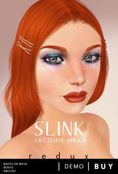 Slink Visage Head Pack - Jacquie