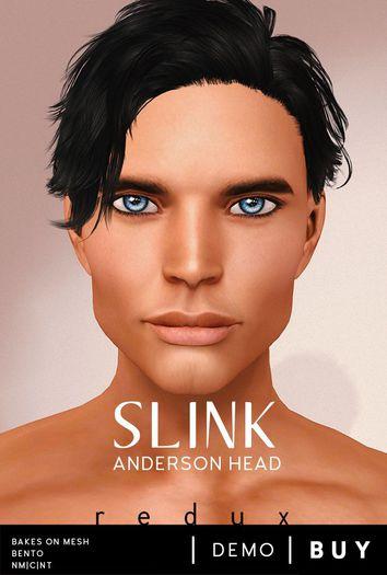 Slink Visage Head Pack - Anderson