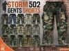 [CA] STORM 502 SHORTS CAMO