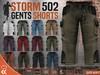 [CA] STORM 502 SHORTS PLAIN