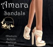 Continuum Amara Sandals