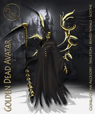 ***ArisArisB&W~CoAl41~Golden death- AVATAR