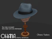 Ohana Fedora Bluestone (WEAR TO UNPACK)