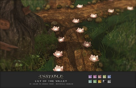 unstable. Lily of the Valley