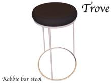 ~Trove~ Robbie leather bar stool