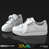 EQUAL - Noelle Sneakers WHITE