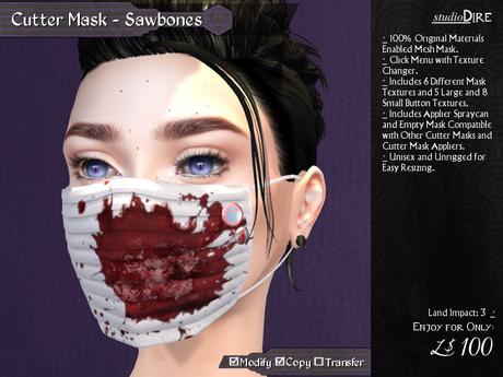 surgical mask prim
